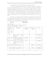 Luận văn công tác tổ chức kế toán nguyên vật liệu tại công ty may Hà Nội – 3 doc