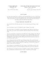 Quyết định số 1572/2011/QĐ-UBND pptx