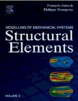 MODELLING OF MECHANICAL SYSTEM VOLUME 2 Episode 1 ppt