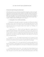 QUẢN TRỊ KINH DOANH - TÌM HIỂU QUÁ TRÌNH HÌNH THÀNH VÀ PHÁT TRIỂN CÁC HỌC THUYẾT docx