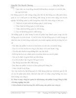 Luận văn chiến lược phát triển dành cho công ty dệt may - Nguyễn thị Huyền Dương – 4 pot
