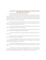CƠ SỞ PHƯƠNG PHÁP MÔ HÌNH HOÁ TRONG HẢI DƯƠNG HỌC ( Định Văn Ưu )- CHƯƠNG 5 ppt