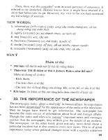 Các bài luận mẫu luyện thi Tiếng Anh_p3 ppsx