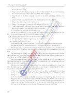 MARKETING CĂN BẢN - MỐI QUAN HỆ CỦA CÁC CHỨC NĂNG MARKETING - TS. NGUYỄN THƯỢNG THÁI - 7 pps