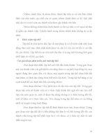 TÂM LÝ QUẢN TRỊ - CÁC QUÁ TRÌNH TÂM LÝ VÀ TRẠNG THÁI TÂM LÝ - 3 ppt