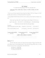 Luận văn Hạch toán tiền lương tại công ty viễn thông Hà Nội - Phạm Thị Hà – 3 potx