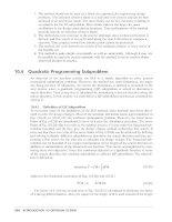 Introduction to Optimum Design phần 6 potx