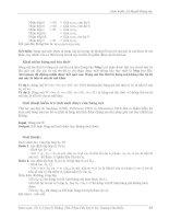 LÝ THUYẾT THÔNG TIN - CÁC TÍNH CHẤT CỦA ENTROPY - KS. DƯƠNG VĂN HIẾU - 3 ppsx