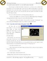 Giáo trình hình thành quy trình ứng dụng phân đoạn Pline trong quá trình vẽ đối tượng phân khúc p5 pdf