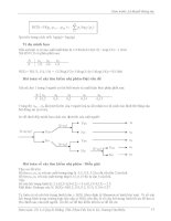 Giáo trình: Lý thuyết thông tin.H(X) = H(p1 , p 2 ,..., p M ) = −∑ pi log 2 ( pi )i ppsx