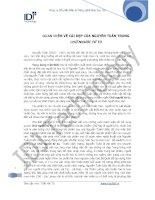 QUAN NIỆM VỀ CÁI ĐẸP CỦA NGUYỄN TUÂN TRONG CHỮ NGƯỜI TỬ TÙ pdf