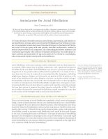 NEJM CARDIOVASCULAR DISEASE ARTICLES - Part 2 pdf