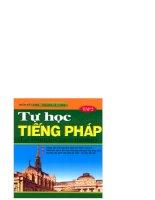Tự học tiếng Pháp tập 2 part 1 ppt