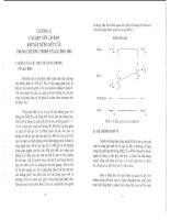 STAAD.PRO 2001 căn bản phân tích cấu trúc và thiết kế xây dựng - Chương 3 pdf