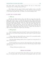 BẢO VỆ SỨC KHỎE - DINH DƯỠNG HỢP LÝ VÀ SỨC KHỎE – 7 pot