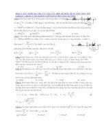 Dạng 9: XÁC ĐỊNH GIÁ TRỊ CỰC ĐẠI CỦA ĐIỆN ÁP HIỆU DỤNG KHI THAY ĐỔI L(HOẶC C, HOẶC f ) MÀ KHÔNG LIÊN QUAN ĐẾN CÔNG HƯỞNG. C L R pps