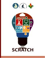 Lập trình Scratch với trẻ em trên 6 tuổi