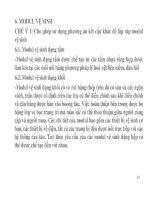BÀI GIẢNG LẮP ĐẶT NỘI THẤT TÀU THUỶ & CÔNG TRÌNH BIỂN - PHẦN 6 ppt