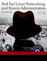 Red Hat Linux Networking and System Administration Third Edition phần 1 pps