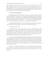 BẢO VỆ SỨC KHỎE - DINH DƯỠNG HỢP LÝ VÀ SỨC KHỎE – 5 doc