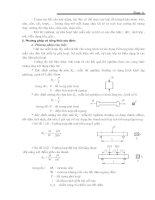 Giáo trình phân tích và tổng hợp những thông số thường thấy của vật liệu giúp cho việc xây dựng phần 2 ppsx