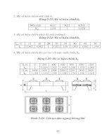 Giáo trình hướng dẫn tìm hiểu cấu trúc và hình dạng của đường truyền bức xạ phần 4 potx
