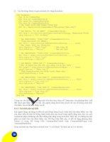 Giáo trình phân tích và tổng hợp khái niệm về Range và Cells trong Excell phần 4 potx