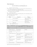 Bài 4: Đo thể tích vật rắn không thấm nước_Vật Lý 6 pptx