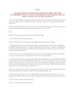 LUẬT VỀ SỬA ĐỔI, BỔ SUNG MỘT SỐ ĐIỀU CỦA LUẬT CÁC TỔ CHỨC TÍN DỤNG docx