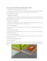 Câu hỏi trắc nghiệm an toàn giao thông - Nguyễn đình Sắc - 7 pdf