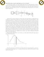 Giáo trình phân tích và tổng hợp dữ liệu về sự phát xạ của vật đen phần 2 pps
