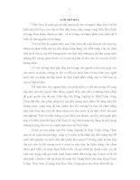 Tìm hiểu qui trình nuôi thương phẩm tôm he chân trắng Penaeus vannamei (Boone, 1931) tại Kiên Lương Kiên Giang