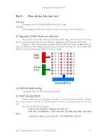 Hướng dẫn sử dụng Kit 89 - Bài 8 ppsx