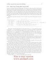Phân vùng trên đĩa a và quá trình khởi động pdf
