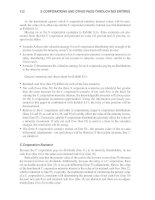 Business Valuation and Taxes Procedure Law and Perspective phần 4 pps