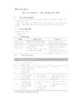 Chương 1: Bội chung nhỏ nhất_Lớp 6 pps