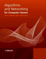 Algorithms and Networking for Computer Games phần 1 pdf