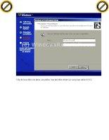 Giáo trình phân tích và tổng hợp các hướng dẫn windows nhằm đảm bảo an toàn cho hệ thống phần 3 potx