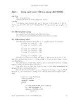 Hướng dẫn sử dụng Kit 89 - Bài 5 ppsx