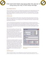 Giáo trình hình thành ứng dụng phân tích cấu tạo và công dụng của máy in theo setup catridge p1 doc