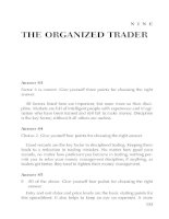 STUDY GUIDE FOR COME INTO MY TRADING ROOM phần 8 docx