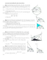 các bài toán hình ôn thi vào lớp 10.doc