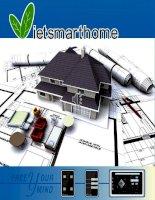 VietSmartHome - Công nghệ Ngôi nhà thông minh docx