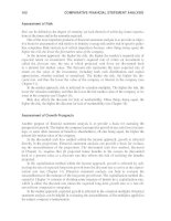 Business Valuation and Taxes Procedure Law and Perspective phần 5 ppt