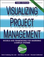 Visualizing Project Management Models and frameworks for mastering complex systems 3rd phần 1 pptx