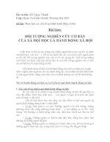 hanh dong xa hoi(tu lam) pdf