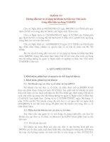 THÔNG TƯ của Chính phủ quy định chi tiết và hướng dẫn thi hành Luật Ngân sách Nhà nước doc
