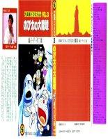 học tiếng Nhật qua truyện tranh tập 3a (Doremon tiếng nhật toàn tập;Mb lớn=download về đọc nhanh hơn đợi nó hiện trên tailieu.vn) potx