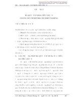 Giáo trình tin học trong quản lý xây dựng - Chương 3 ppsx