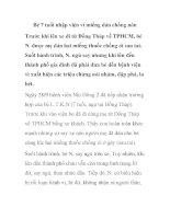 Bé 7 tuổi nhập viện vì miếng dán chống nôn pdf
